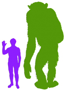 The Gigantopithecus is the Biggest Ever Primate